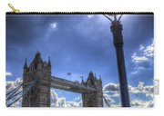 Tower Bridge View Carry-all Pouch
