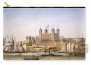 Tower Of London, 1862 Carry-all Pouch