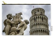 Tower Of Pisa Carry-all Pouch