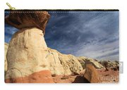 Towering Above The Landscape Carry-all Pouch