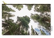 Towering Pine Trees Carry-all Pouch