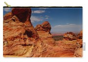 Towering Red Rocks Carry-all Pouch
