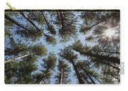 Towering White Pines Carry-all Pouch