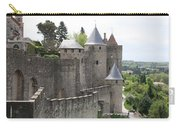 Towers And Townwall  - Carcassonne Carry-all Pouch