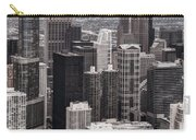 Towers Of Chicago Carry-all Pouch