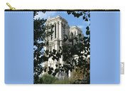 Towers Of Notre Dame Carry-all Pouch