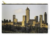 Towers Of San Gimignano Carry-all Pouch