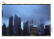 Towers Of Singapore Carry-all Pouch