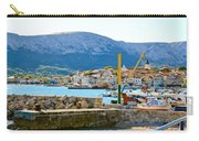Town Of Baska Island Krk Carry-all Pouch