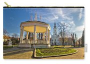 Town Of Bjelovar Central Park Carry-all Pouch