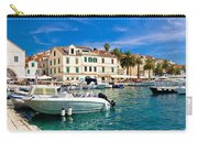 Town Of Hvar Waterfront View Carry-all Pouch