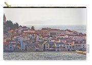 Town Of Primosten Panoramic View Carry-all Pouch