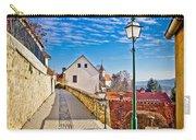 Town Of Varazdinske Toplice Walkway Carry-all Pouch