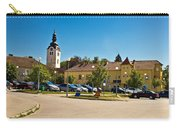 Town Of Vrbovec In Croatia Carry-all Pouch
