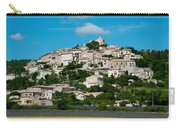 Town On A Hill, D51, Sault, Vaucluse Carry-all Pouch
