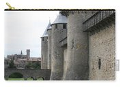 Town Wall - Carcassonne Carry-all Pouch