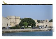 Town Wall - Rhodos City Carry-all Pouch