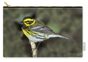 Townsends Warbler Carry-all Pouch