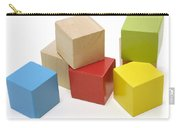 Toy Building Blocks Carry-all Pouch