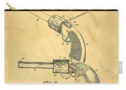 Toy Pistol Circa 1920s Carry-all Pouch