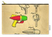 Toy Ray Gun Patent II Carry-all Pouch