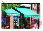 Toy Shop Bristol Ri Carry-all Pouch by Susan Savad