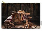 Toy Stagecoach Carry-all Pouch