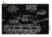 Toy Tank Carry-all Pouch