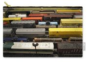 Toy Trains Carry-all Pouch