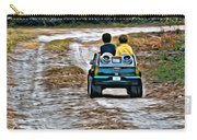 Toy Truck Riders Carry-all Pouch