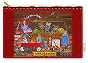 Toys In The Attic Carry-all Pouch
