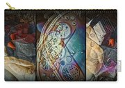Toys Triptych Carry-all Pouch