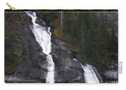 Tracey Arm Fjord Waterfall Carry-all Pouch