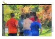Track Practice Carry-all Pouch by Susan Savad