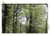 Track Trough The Woods Carry-all Pouch