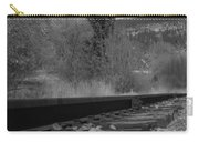 Tracks And Trees Carry-all Pouch