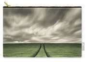 Tracks Carry-all Pouch by Dave Bowman
