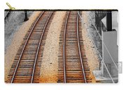 Tracks  Carry-all Pouch