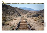 Tracks To Nowhere Carry-all Pouch