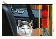 Tractor Cat Carry-all Pouch