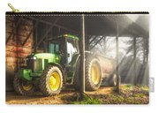 Tractor In The Morning Carry-all Pouch