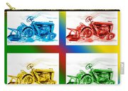 Tractor Mania II Carry-all Pouch by Kip DeVore