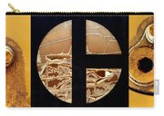 Tractor Triptych Carry-all Pouch