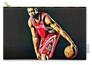 Tracy Mcgrady Portrait Carry-all Pouch