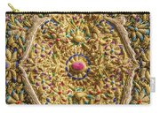 Traditional Embroidery In Jerusalem Israel Carry-all Pouch