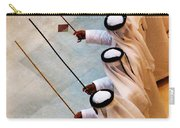 Traditional Emirati Men's Dance  Carry-all Pouch