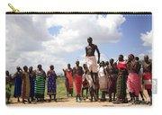 Traditional Samburu Dance Carry-all Pouch