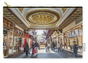 Traditional Shopping Area In Shanghai China Carry-all Pouch