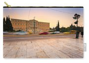 traffic at Syntagma Carry-all Pouch