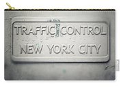 Traffic Control Carry-all Pouch